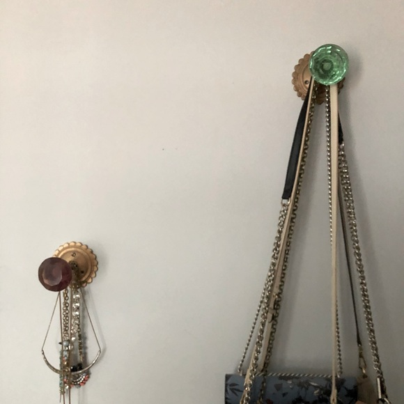 Jewelry Holder or Curtain Tie Backs